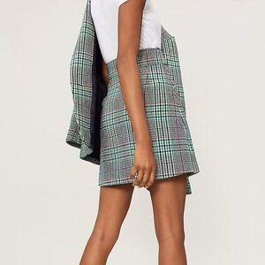 be2c545d3 Sandro Skirts | New Short Checked Skirt 18 | Poshmark